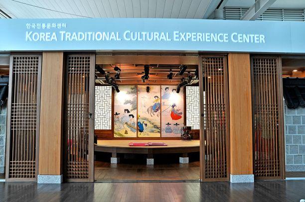 Kulttuurikeskuksessa voi tutustua korealaiseen musiikkiin ja perinteisiin taitoihin.