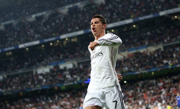 Cristiano Ronaldo on kaikkien aikojen maalitykki eurokentillä.