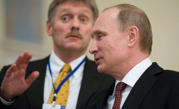 Kreml kiistää CNN:n väitteet venäläishakkereista.
