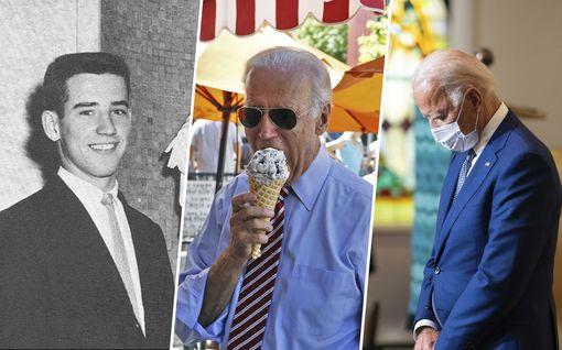 Vapaan maailman uusi johtaja rakastaa jäätelöä ja oli kuolla 33 vuotta sitten – 10 faktaa Joe Bidenista, joita et ehkä tiennyt