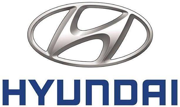 Hyundai-logolla on piilotettu merkitys: kaksi ihmistä kättelee toisiaan. Katso vaikka.