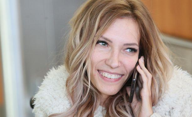 Julia Samoilovan edustaa Venäjää euroviisuissa toukokuussa Kiovassa.