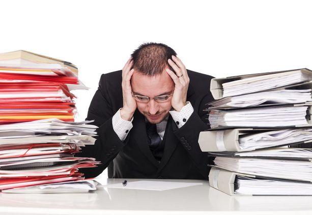 Työhön tarttuminen voi joskus tuntua ylivoimaisen vaikealta.