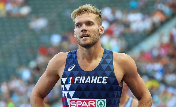 Kevin Mayerille povattiin jopa maailmanennätystä Berliinistä.