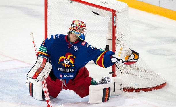 Henrik Karlsson pelasi unelmapelin.