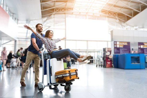 Matkalle on mukavampi lähteä, kun lentolippuihin ei ole uponnut liikaa euroja.