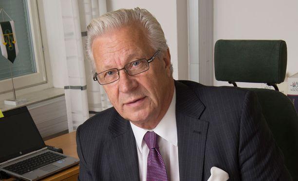 Apulaisvaltakunnansyyttäjä Jorma Kalske teki päätöksen tiistaina.