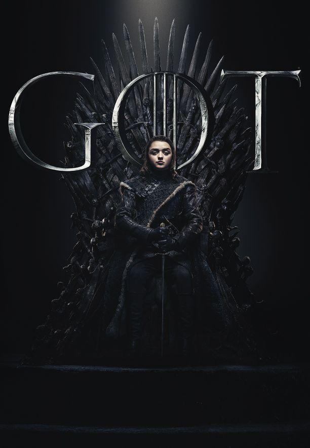 Arya Stark (Maisie Williams) on vihdoin palannut Talvivaaraan. Mitä on luvassa tappolistaa läpikäyvälle nuorelle Starkille?