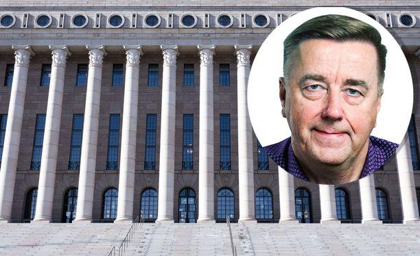 Sinisen tulevaisuuden ehdokkaalla Markku Siitarilla on tuomio törkeästä kirjanpitorikoksesta ja kiskonnantapaisesta työsyrjinnästä.