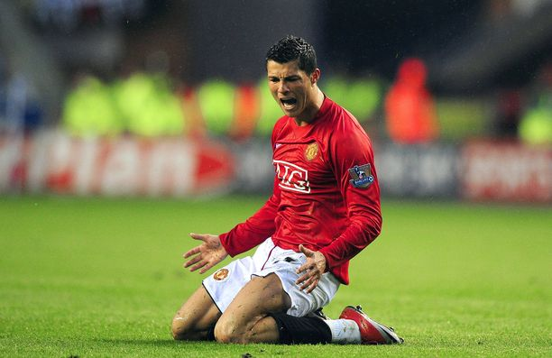 Cristiano Ronaldo nähdään jälleen Manchester Unitedissa.