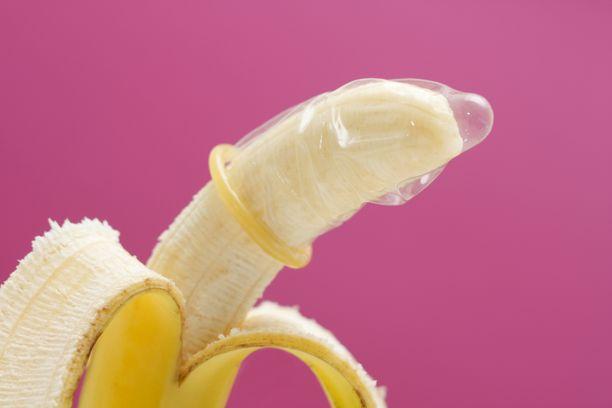 Kondomi on erinomainen seksitautien ehkäisyväline.