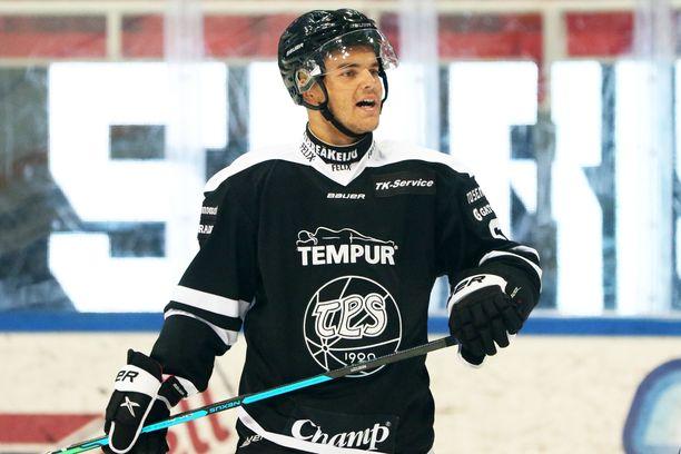 Ruben Rafkinista on hyvää vauhtia tulossa kansansuosikki Turussa.