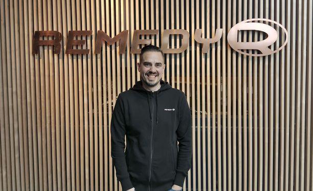 Remedyn viestintäjohtaja Thomas Puha on toiminut myös Pelaaja-lehden päätoimittajana.
