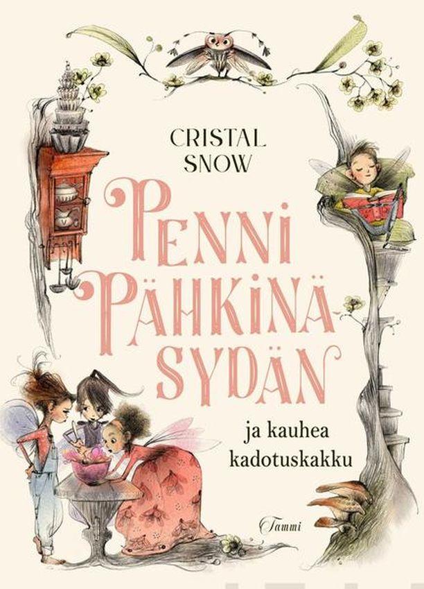 Cristal Snown lastenkirjauutuus on kirvoittanut kehuja.