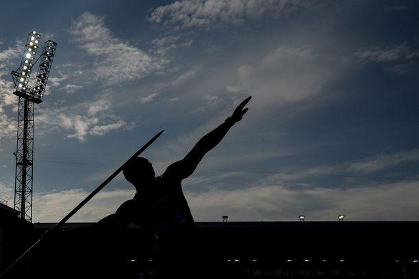 Anderson Peters kiskaisi yli 86-metrisen kaaren viikonloppuna.