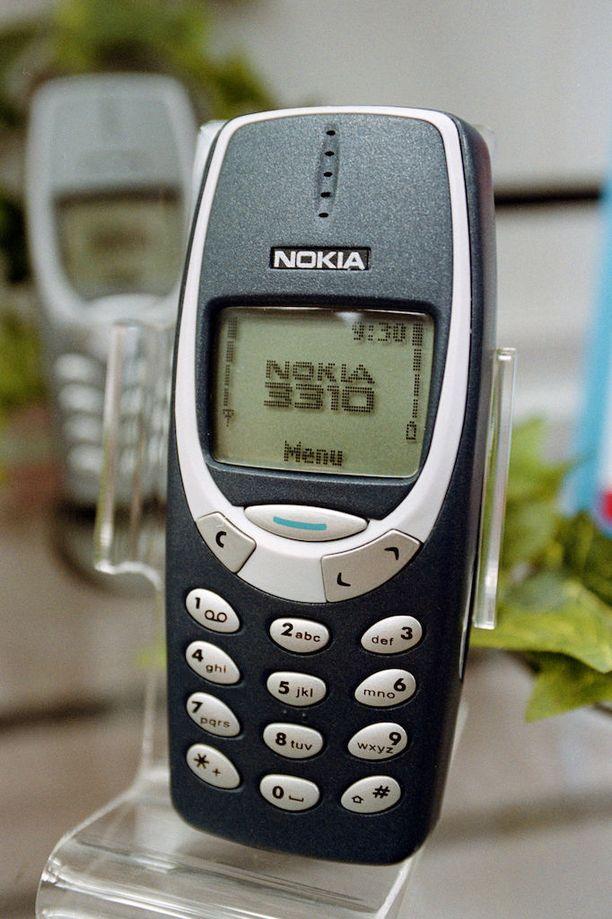 Tiedot 3310:n uudelleentulemisesta on otettu vastaan innolla.