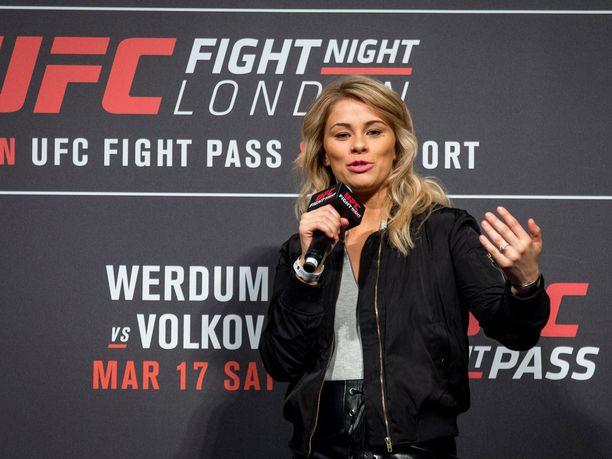 Paige VanZant on erittäin suosittu Instagramissa ja sitä kautta myös tärkeä ottelija UFC-organisaatiolle.