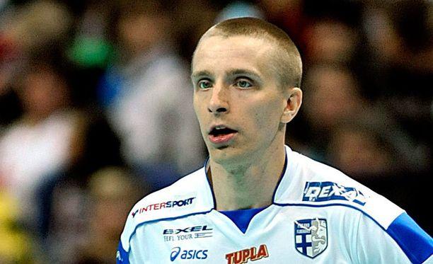 Tero Tiitu kuuluu Suomen konkariosastoon.