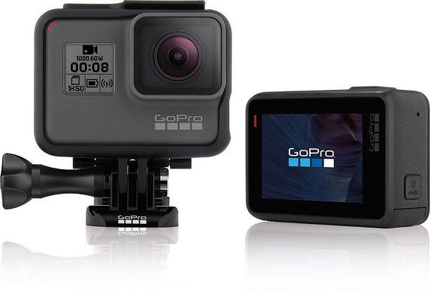 GoPro Hero5 Black -kamera