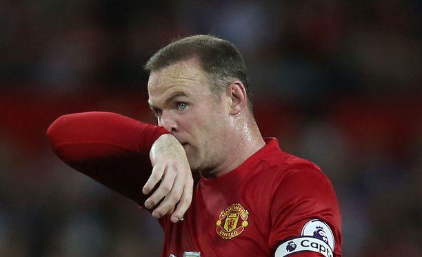 Wayne Rooneyllä olisi vientiä Yhdysvalloissa.