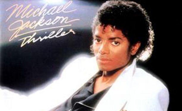 Michael Jacksonin Thriller-albumia on myyti yli 30 miljoonaa kappaletta.