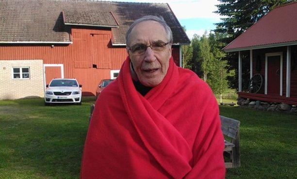 Raimo Pullinen on ollut kadoksissa jo kolme viikkoa.