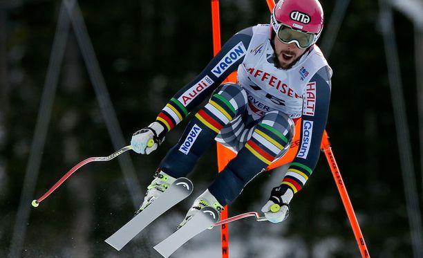 Andreas Romar on tyytyväinen päästessään taas kilpailemaan.