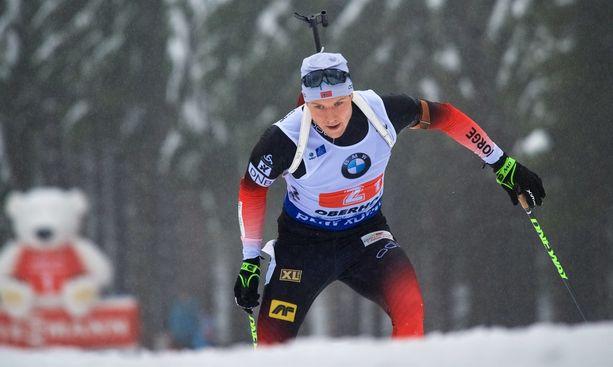 Vetle Sjåstad Christiansen voitti Yhdysvaltojen Park Cityssä.