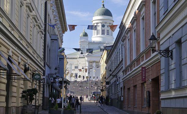 Presidentit tapaavat Helsingissä maanantaina.