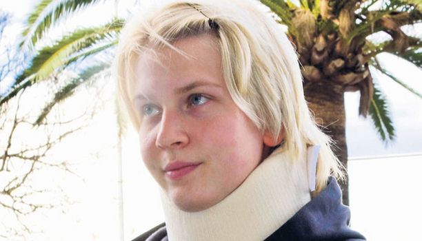 SUURI SURU Ida Gummerus menetti Espanjan bussionnettomuudessa kuusivuotiaan Katja-serkkunsa. Hän itse loukkasi niskansa ja vasemman jalkansa.