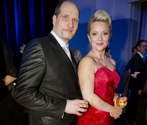 Mika Pohjonen ja Heidi Pakarinen ehtivät olla yhdessä melkein parikymmentä vuotta.