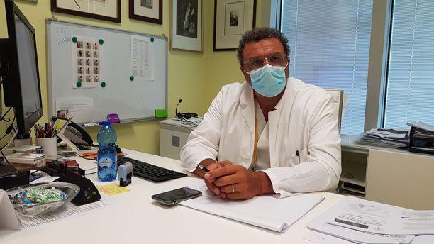 Stefano Fagiuolilla on käsitys, mitä koronavirusepidemia on pahimmillaan Italiassa ollut. Hänellä on myös käsitys, mikä meni pieleen ja missä pitää parantaa.
