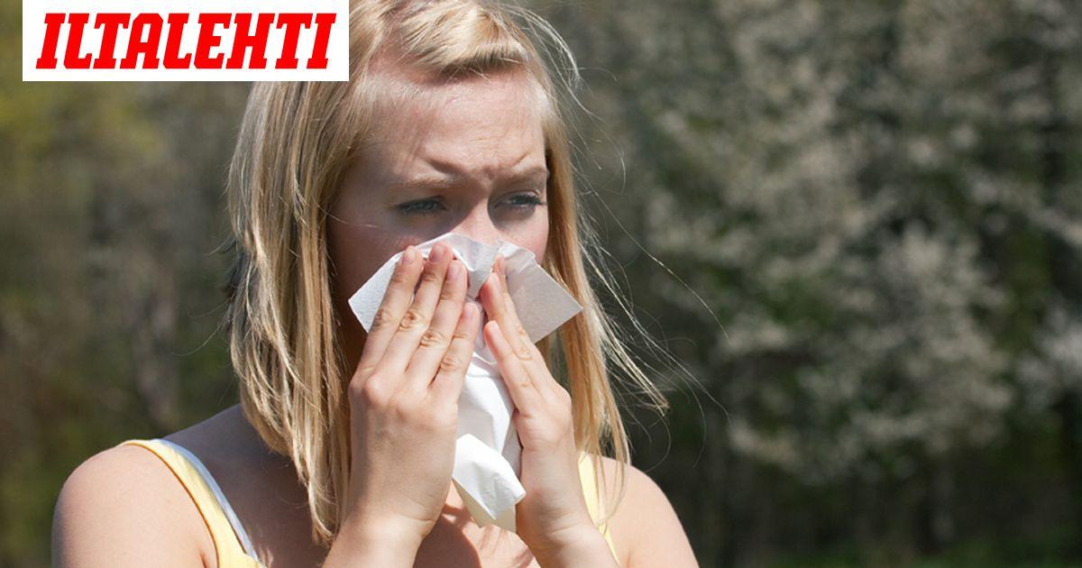 Peruna Allergia