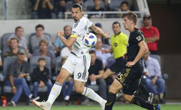 Zlatan on viime aikoina painanut maaleja hirvittävän läjän.