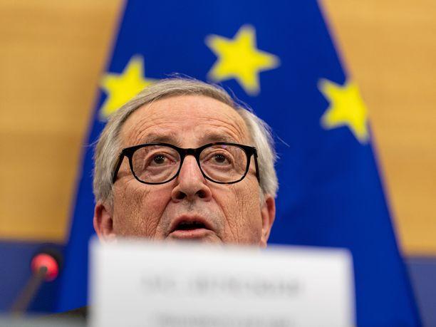 Euroopan komission puheenjohtaja Jean-Claude Juncker ei aio avata kertaalleen neuvoteltua sopimusta uudelleen