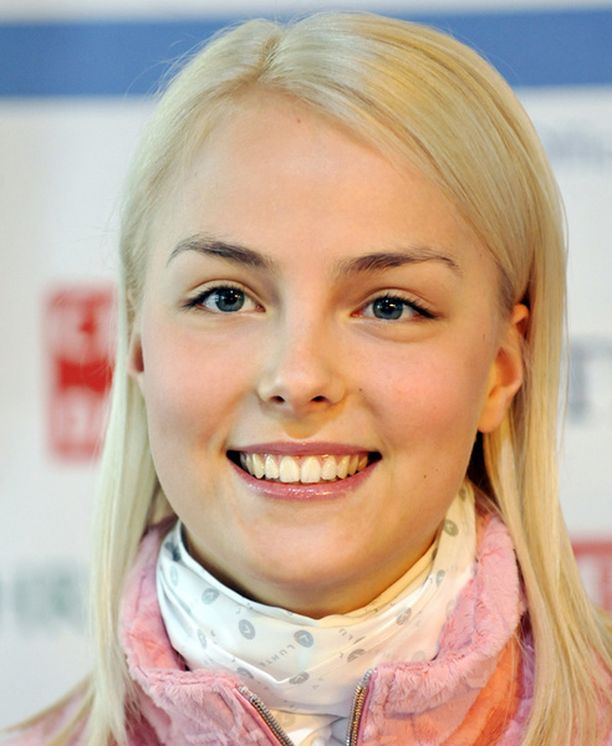 Kiira Korpi kiinnosti sponsoreja eniten myös edellisvuonna.