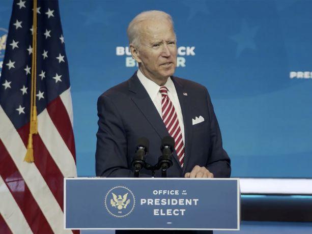 Yhdysvaltain tuleva presidentti Joe Biden ilmoittaa ensimmäisistä ministerivalinnoistaan tällä viikolla.