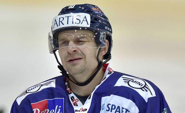Janne Pesonen lähtee innolla mukaan MM-leirille.