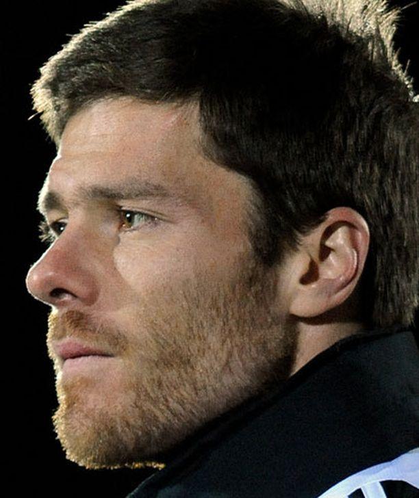 Xabi Alonso on baskiseura Real Sociedadin kasvatti.
