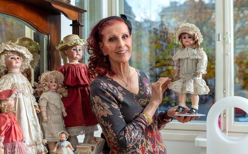 """Aira Samulin, 93, on Vuoden Lotta 2021: """"Nyt on kestämisen paikka, mutta me selviämme"""""""