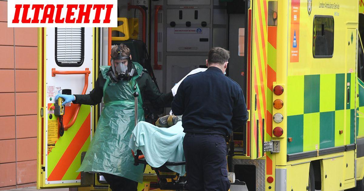 Liki kolmannes Englannin koronapotilaista joutunut uudelleen sairaalahoitoon...