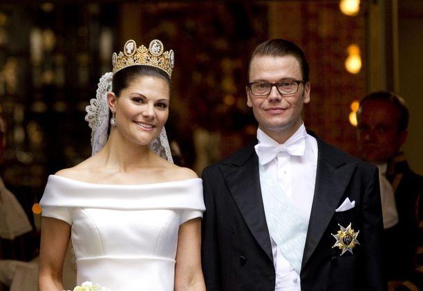 Prinsessahäistä jäi mieleen erityisesti prinssi Danielin tunteikas puhe tuoreelle vaimolleen.