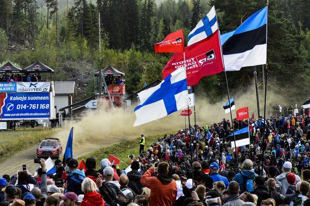 Suomen MM-ralli ilman yleisöä on vaikea yhtälö järjestäjille.