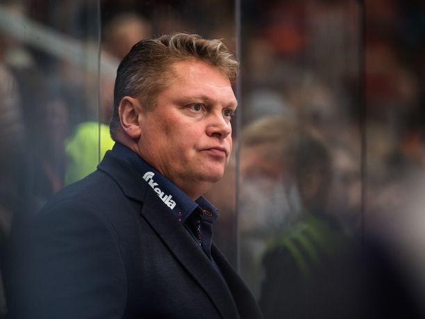 Pekka Virta pettyi Roni Seväsen ratkaisuun.