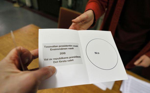 Äänestysaktiivisuus vaihtelee ammattiryhmän mukaan.