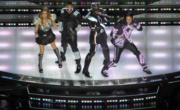 Black Eyed Peas floppasi pahasti.
