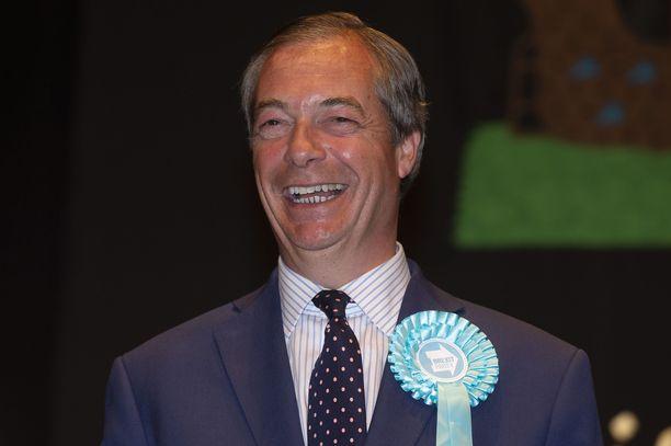 Nigel Faragen Brexit-puolue perustettiin vasta puoli vuotta sitten, mutta sen juuret ovat Britannian itsenäisyyspuolue UKIPista loikanneissa europarlamentaarikoissa.