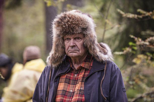 Heikki Kinnunen tavoittelee parhaan miespääosan Jussia elokuvasta Ilosia aikoja, Mielensäpahoittaja. Pitkän linjan näyttelijän ensimmäisestä Jussi-voitosta on kulunut yli 30 vuotta.