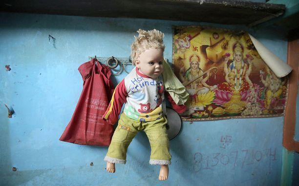 Intiassa raiskataan alle 10-vuotias lapsi joka 13. tunti.