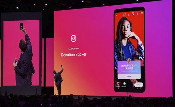 Mossieri kertoi, että Instagram-käyttäjät painivat tykkäyspaineiden kanssa.